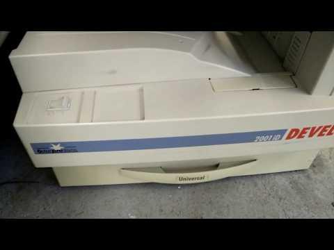Develop D 2001iD Kopierer A4/A3