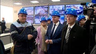Делегация профсоюза химиков России посетила новгородский «Акрон»