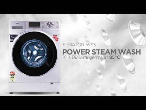Digital ad-film: IFB Washing machine
