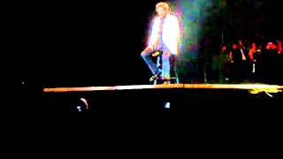 Barry Manilow - When October Goes   Sunrise Florida Jan  28th 2011