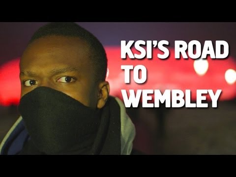 KSI's Road To Wembley | Bayern Munich v Arsenal