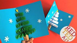 DIY Pop Up Christmas Card