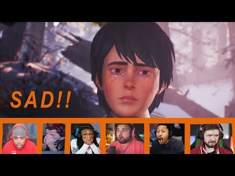 Gamers React To Daniel's Dog Mushroom Death - Life is Strange 2 Ep. 2