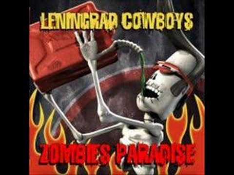 Leningrad Cowboys - My Sharona