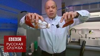 """""""Скользкие"""" бутылки, из которых не нужно выжимать кетчуп"""