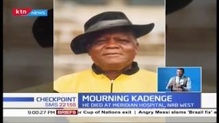 Kenya mourns the death of football legend Joe Kadenge
