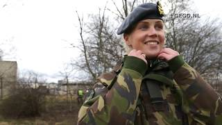 Echt: Defensie legeroefening Print Service (2011) GEGO