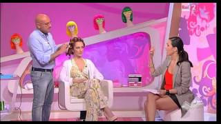 Caterina Balivo hot legs - Detto Fatto - 05/05/15