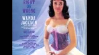 Wanda Jackson - I May Never Get To Heaven (1961).
