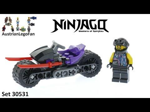 Vidéo LEGO Ninjago 30531 : Sons of Garmadon (Polybag)