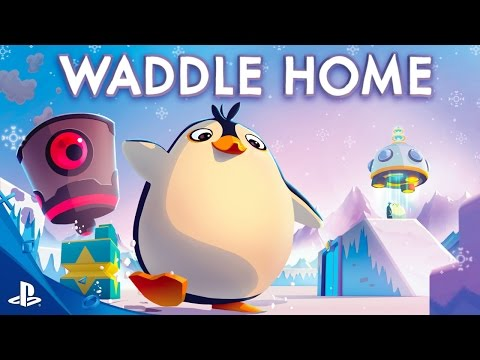 Waddle Home - Gameplay Trailer | PS VR thumbnail