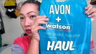 Avon + Watson   HAUL