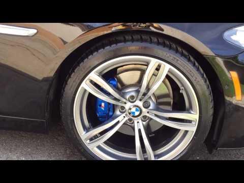 BMW 535i F10 with 343 Wheels