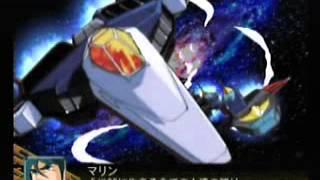 スーパーロボット大戦Z宇宙戦士バルディオス全武装