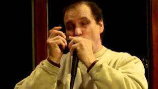 Tenderly    chromatic harmonica jazz