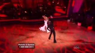 Pamela Anderson-Dancing With The Stars-Paso Doble
