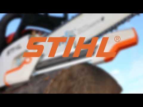 """Державка 2 в 1 STIHL Ø 4,0 мм для цепей 1/4"""", 3/8"""" Р (56057504303) Video #1"""