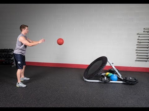 Video Medicine Ball Rebounder Exercises (BodySolid.com)