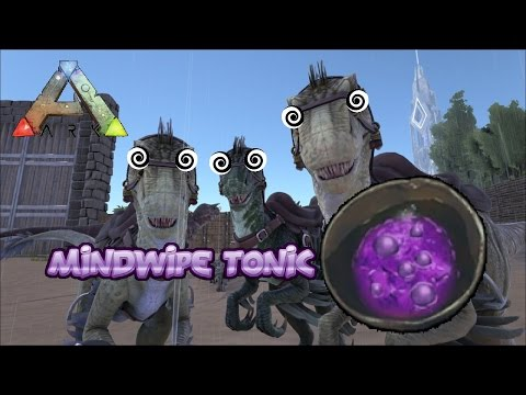 Video ARK: Survival Evolved  Mindwipe Tonic | HOW TO