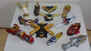 Download Video ウルトラマンX記念 歴代平成ウルトラマンの変身アイテムを振り返ってみた Ultraman Transformation Toys MP3 3GP MP4