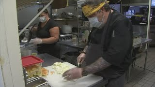 Head chef at Phoenix restaurant serves up meals to those in need