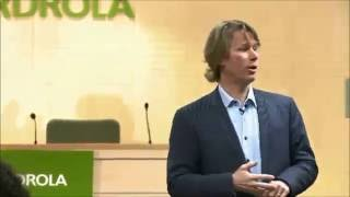 Matti Hemmi at the Iberdrola DIGITAL SUMMIT - 07.04.2016