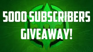 *FINISHED* 5000 SUBSCRIBERS - 4 (awesome) GAMES GIVEAWAY