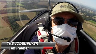 RV Aircraft Video - VANS RV4 to POPHAM - Beats driving there any day!
