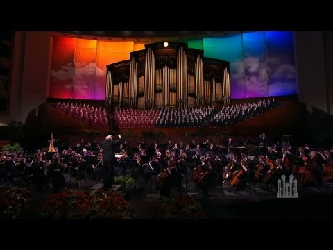 Over the Rainbow - Mormon Tabernacle Choir