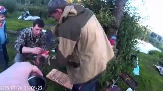 Рыбалка в осе пермский край на месяц