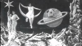 [日本語字幕]『月世界旅行』1902
