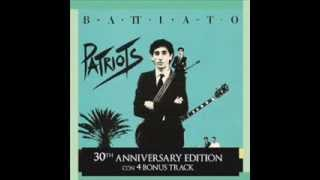 Franco Battiato 10 Up Patriots To Arms spanish