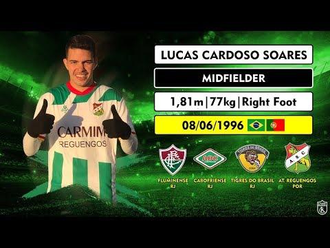 JOGADAS Lucas Cardoso