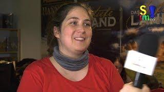 Feuerland im Interview - Inga Keutmann - SPIEL DOCH! Messe Duisburg