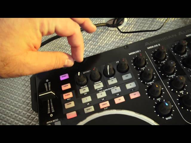 NAMM 2016 Preview American Audio VMS5