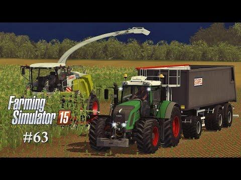 Landwirtschafts Simulator 15 [HD+] #063 Häckseln mit Claas