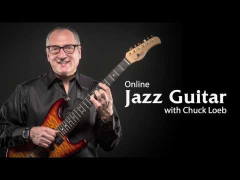 Learn Jazz Guitar Online with Chuck Loeb
