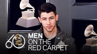 Men On The Red Carpet: Lil Uzi Vert to Imagine Dragons | Fashion Cam | 60th GRAMMYs