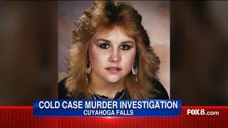 Cold case murder investigation