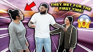 MAKEALA MEETS MY EX FOR THE FIRST TIME...