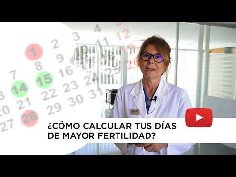 Ovulacion fiable calculadora nina