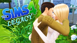 True Love! | The Sims 4 Legacy Ep.1