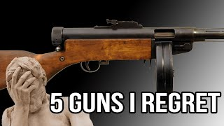 Top 5 Guns I Regret Buying | TFBTV