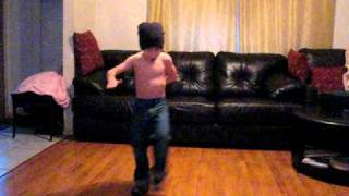 6yr old dancing to break your heart by taio cruz