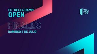 Finales - Estrella Damm Open 2020 - World Padel Tour