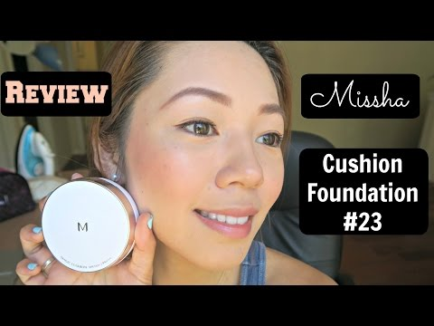 韩国气垫粉底 MISSHA Magic Cushion Foundation Review #23 Natural Beige | Crystalforest Mp3