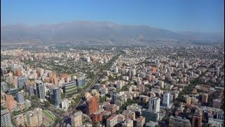 Мегаполисы: Сантьяго