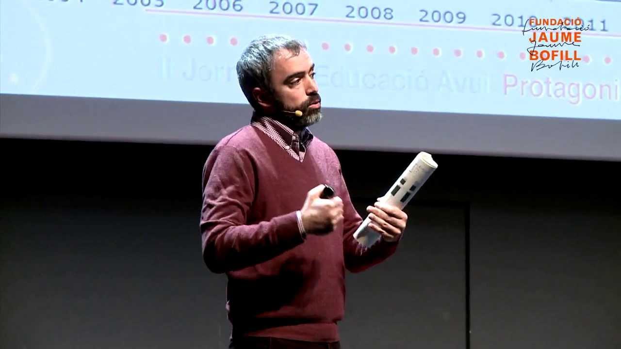 Els indicadors de l'èxit educatiu a Catalunya - Bernat Albaigés