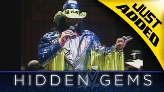 """""""Macho Man"""" Randy Savage delivers an inspirational holiday message in rare Hidden Gem (WWE Network)"""