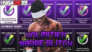 max badges glitch 2k19 save wizard - TH-Clip